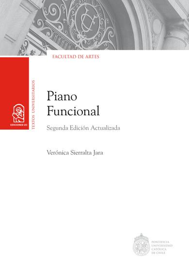 Piano Funcional - Segunda Edición Actualizada - cover