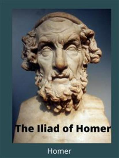 The Iliad of Homer - cover