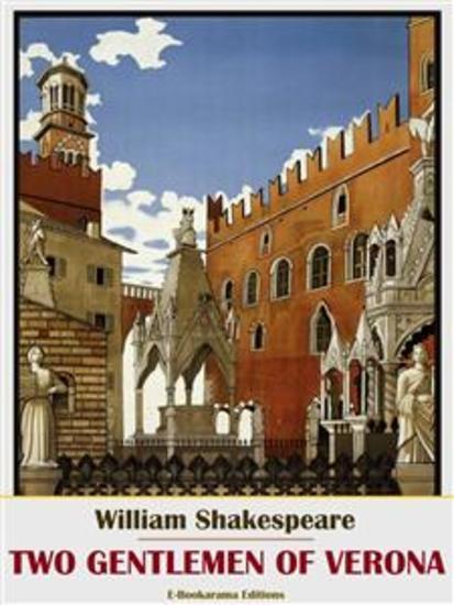 Two Gentlemen of Verona - cover