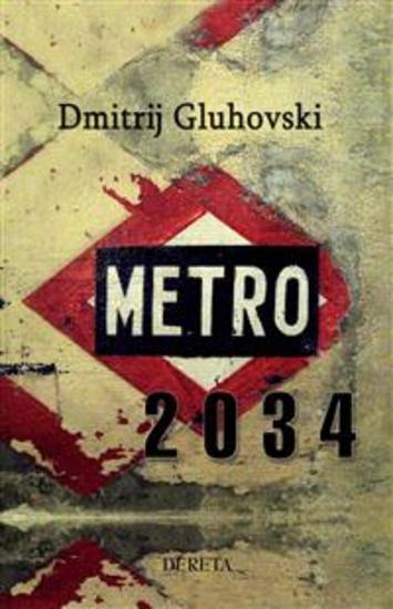 Metro 2034 - cover