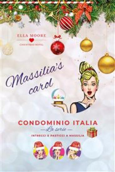 Massilia's Carol - cover