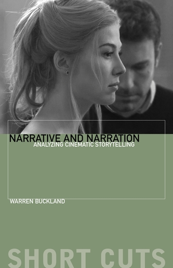 Narrative and Narration - Analyzing Cinematic Storytelling - cover
