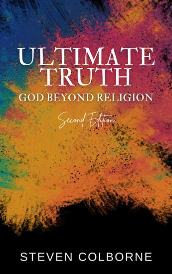 Ultimate Truth: God Beyond Religion - cover