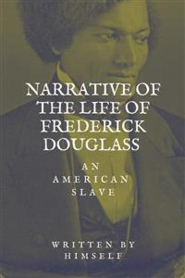 Narrative of the life of Frederick Douglass an American Slave - Premium Ebook - cover