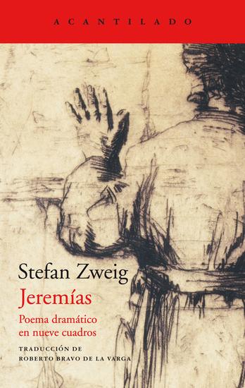 Jeremías - Poema dramático en nueve cuadros - cover