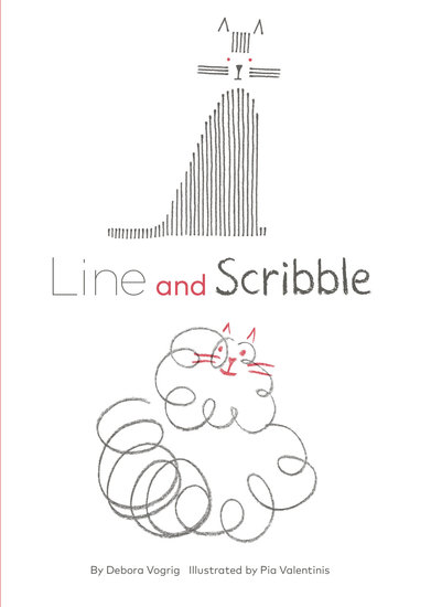 Line and Scribble - cover