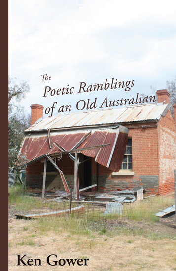 The Poetic Ramblings of an Old Australian - cover