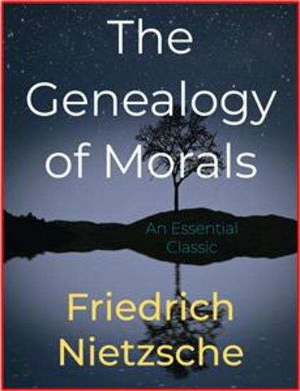 The Genealogy of Morals - cover