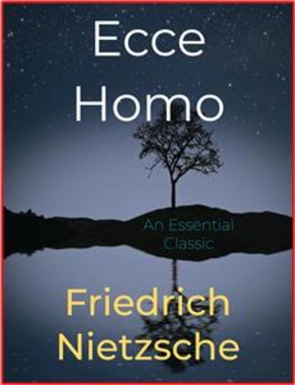 Ecce Homo - cover