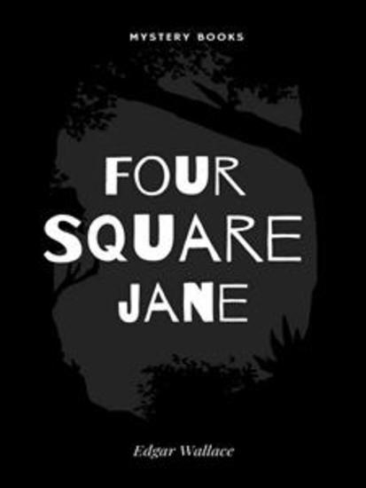 Four Square Jane - cover