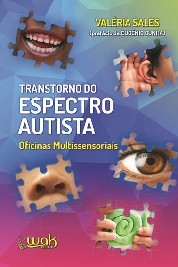 Transtorno do Espectro Autista – Oficinas multissensoriais - cover
