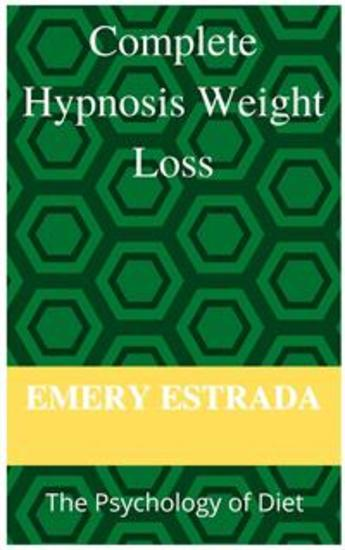 Complete Hypnosis Weight- Loss: The Psychology of Diet - cover