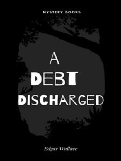 A Debt Discharged - cover