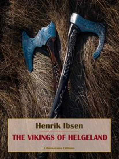 The Vikings of Helgeland - cover