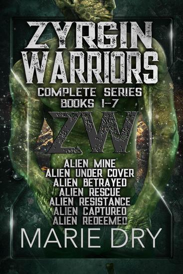 Zyrgin Warriors Bundle (Books 1-7) - cover