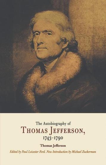 biography of thomas jefferson essay