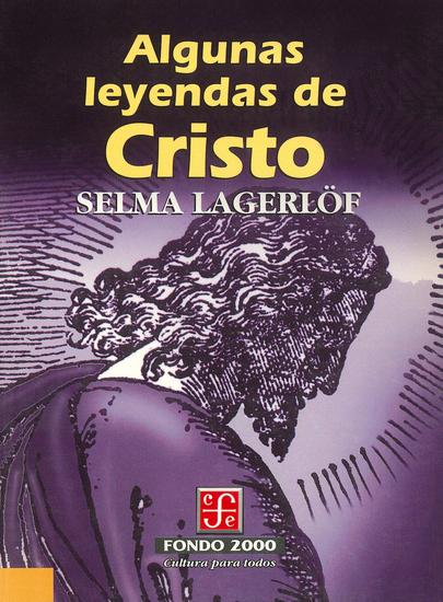 Algunas leyendas de Cristo - cover