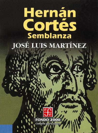 Hernán Cortés Semblanza - cover