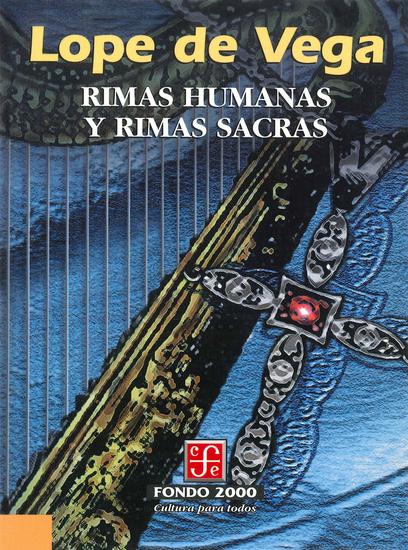 Rimas humanas y rimas sacras - cover