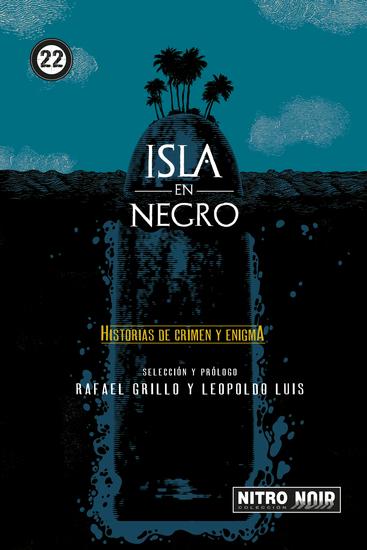 Isla en negro - Historias de crimen y enigma - cover