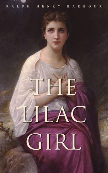 The Lilac Girl - Romance Novel - cover