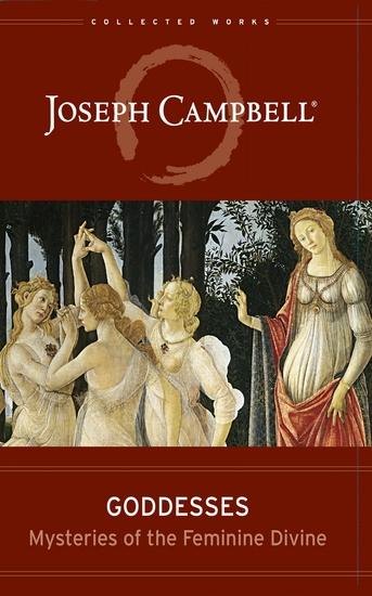 Goddesses - Mysteries of the Feminine Divine - cover
