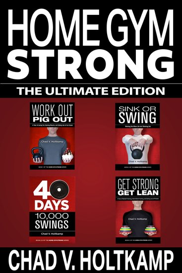 Home Gym Strong - The Ultimate Edition - cover