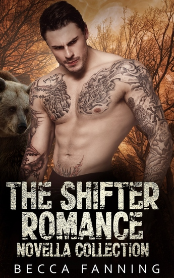 The Shifter Romance Novella Collection - cover