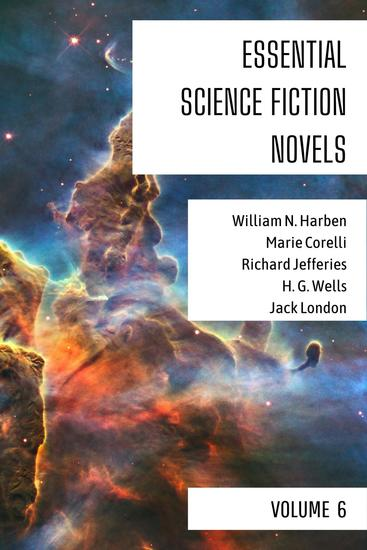 Essential Science Fiction Novels - Volume 6 - cover