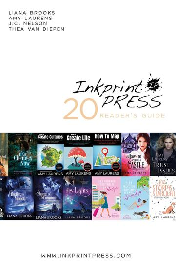 Inkprint Press Reader's Guide - Reader's Guide #2020 - cover