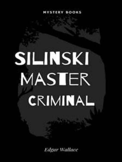 Silinski Master Criminal - cover