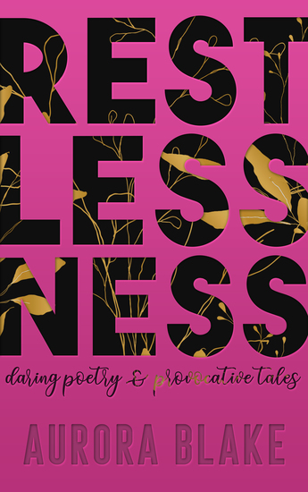 RestLESSness - Daring Poetry & Provocative Tales - cover
