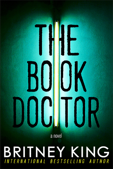 The Book Doctor - A Psychological Thriller - cover