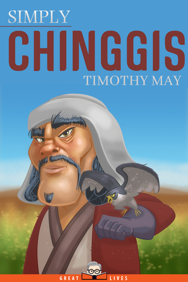 Simply Chinggis - cover
