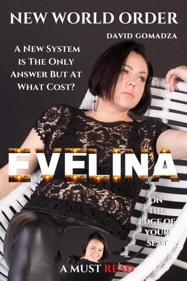 Evelina New World Order - cover
