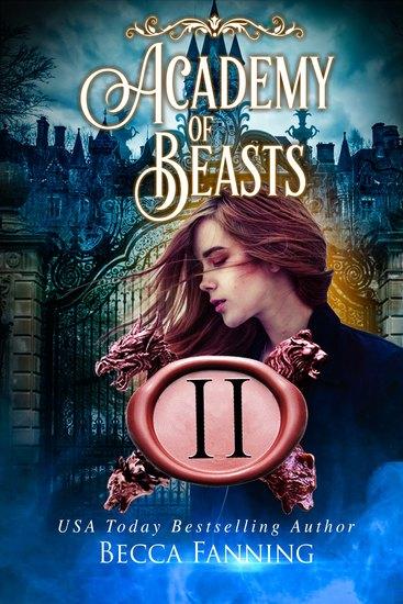 Academy Of Beasts II - cover