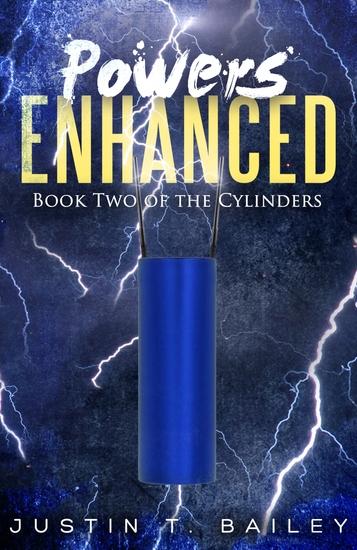 Powers Enhanced - cover