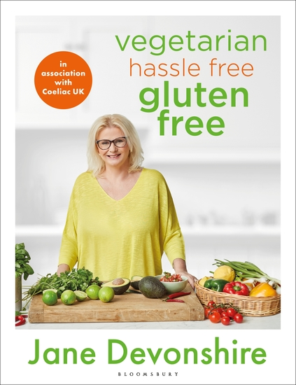 Vegetarian Hassle Free Gluten Free - cover