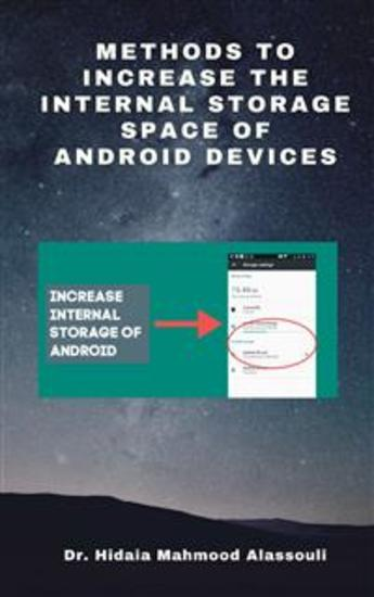 Methods to Increase the Internal Storage Space of Android Devices - cover