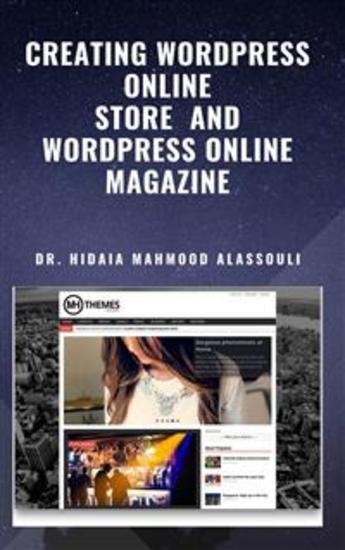 Creating Wordpress Online Store and Wordpress Online Magazine - cover