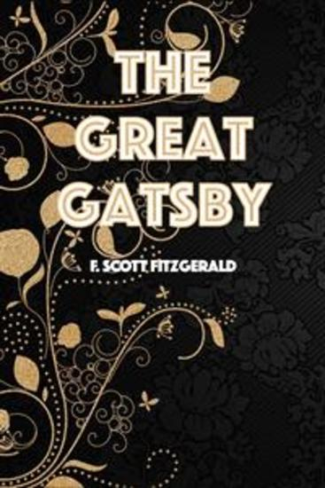 The Great Gatsby - Premium Ebook - cover
