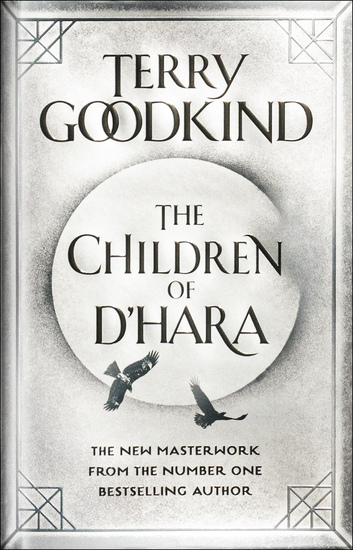 The Children of D'Hara - cover
