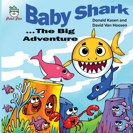 Baby Shark - The Big Adventure - cover