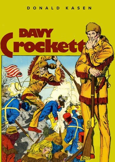 Davy Crockett - cover