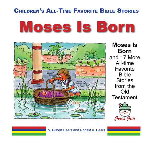 Moses Is Born - cover