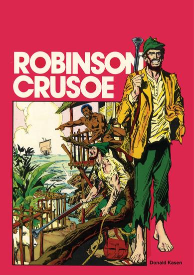 Robinson Crusoe - cover