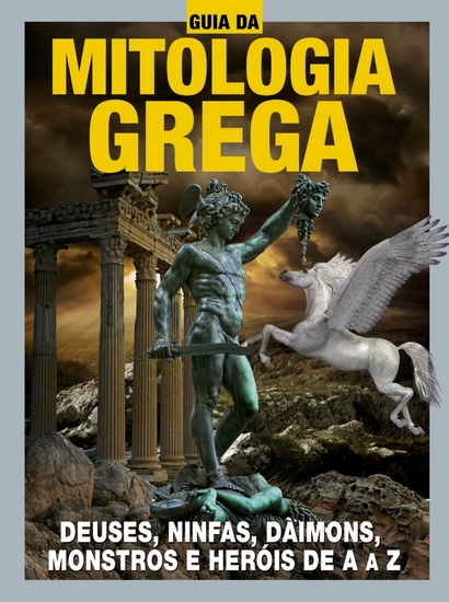 Guia da Mitologia Grega - Guia da Mitologia Grega - cover