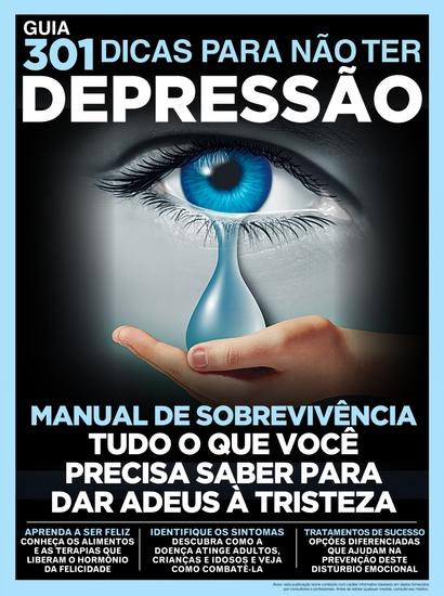 Guia 301 Dicas para não ter Depressão - Guia 301 Dicas para não ter Depressão - cover