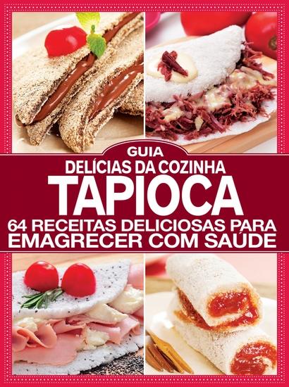 Tapioca - Guia Delícias da Cozinha - cover