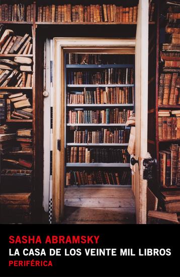 La casa de los veinte mil libros - cover